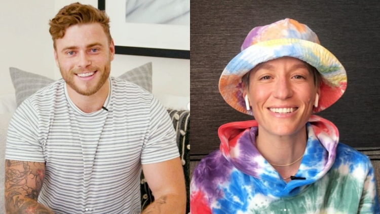 Gus Kenworthy Says Being Closeted Was a Hindrance to Performing Well