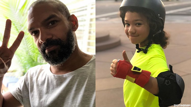 Khary Payton reveals son, Karter, is transgender in emotional and supportive announcement on Twitter and Instagram