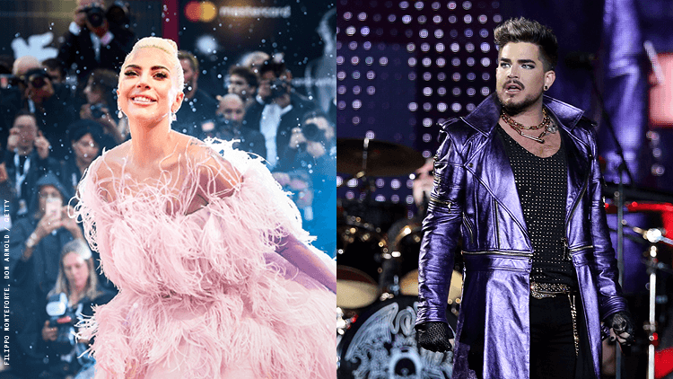 Adam Lambert Reveals He Auditioned For 'A Star is Born'