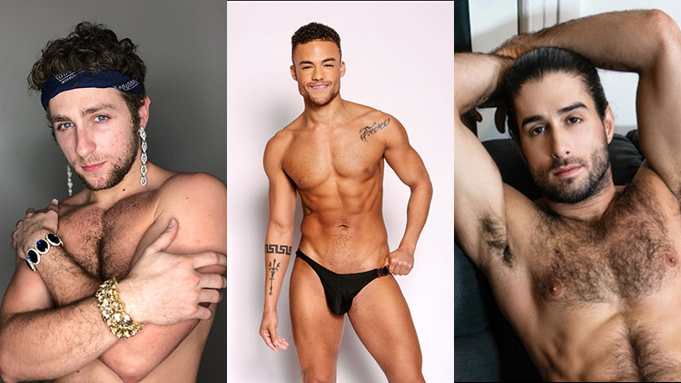These 8 Gay Porn Performers Are Competing in a Drag Pageant