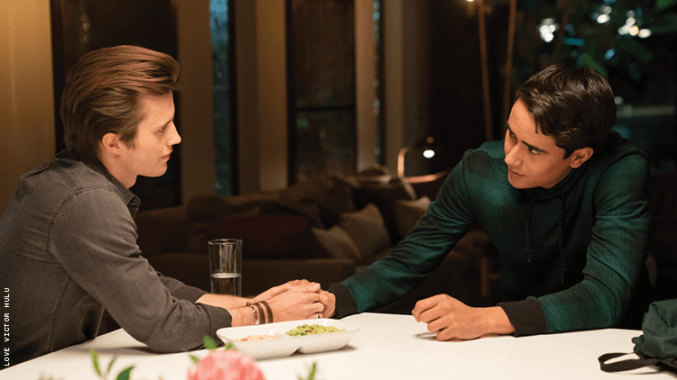 Check Out The Full Trailer for Season 2 of 'Love, Victor'