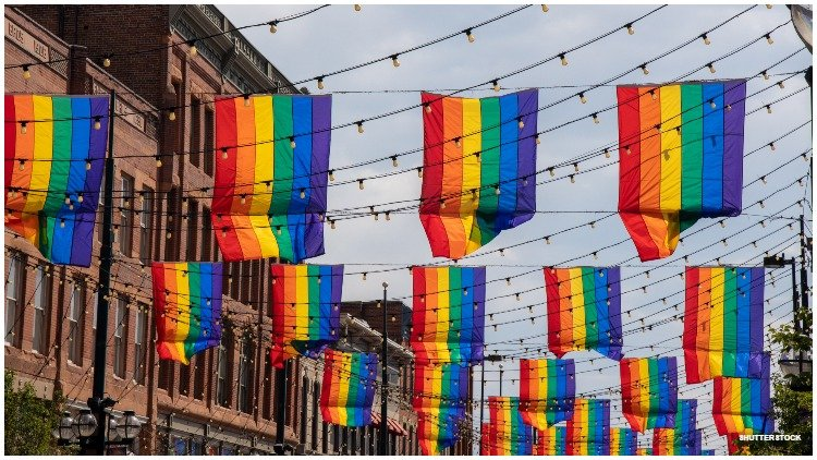 Heber, Utah, enacted ordinance making it more difficult to fly rainbow banners from the city's lampposts. Some residents said the flags represent political speech, while others said they didn't represent values of the community.