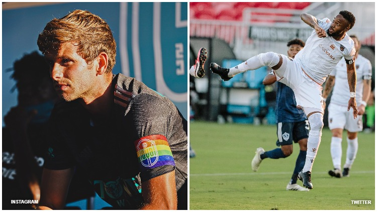 The San Diego Loyals gave up a possible slot in the playoffs to stand in opposition to unpunished on-field homophobic slur.
