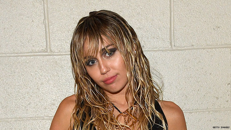 Miley Cyrus Says She Thought She Had to Be Gay