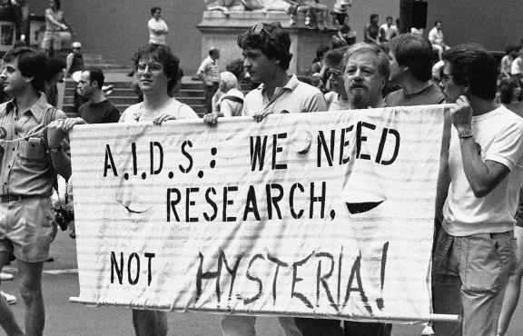 We Need AIDS Research Not Hysteria