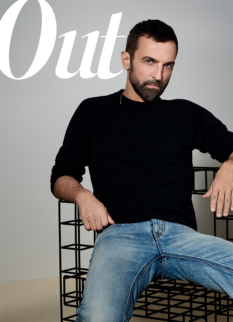 Designer of the Year: Nicolas Ghesquiere