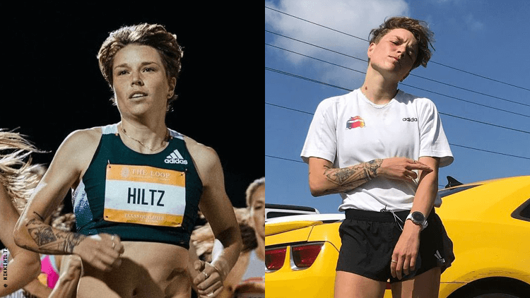 American Middle-Distance Runner Nikki Hiltz Comes As Trans & Nonbinary