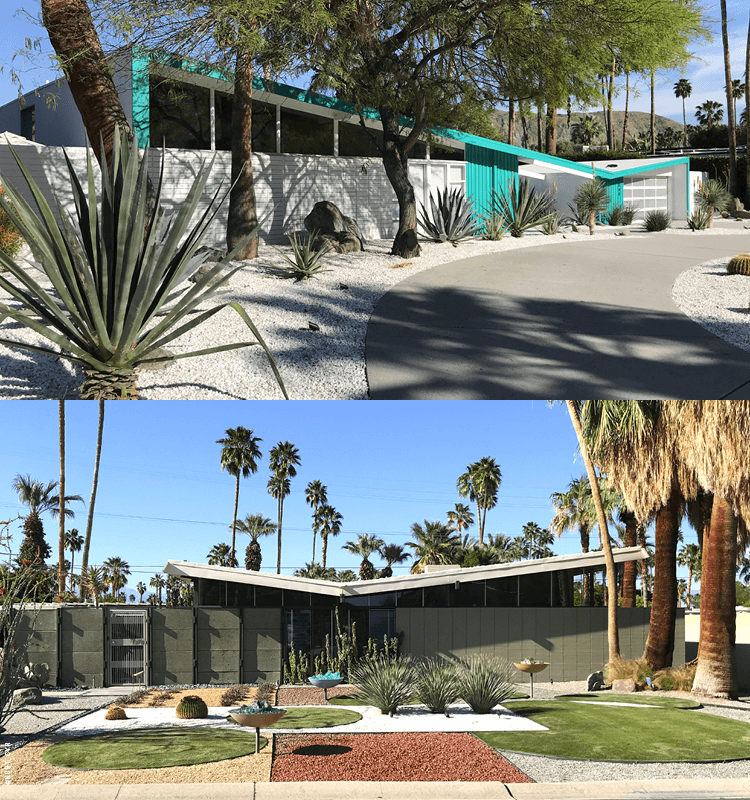 Palm Springs, Calif., has what many consider the largest and finest concentration of mid-20th-century modern architecture in the United States.