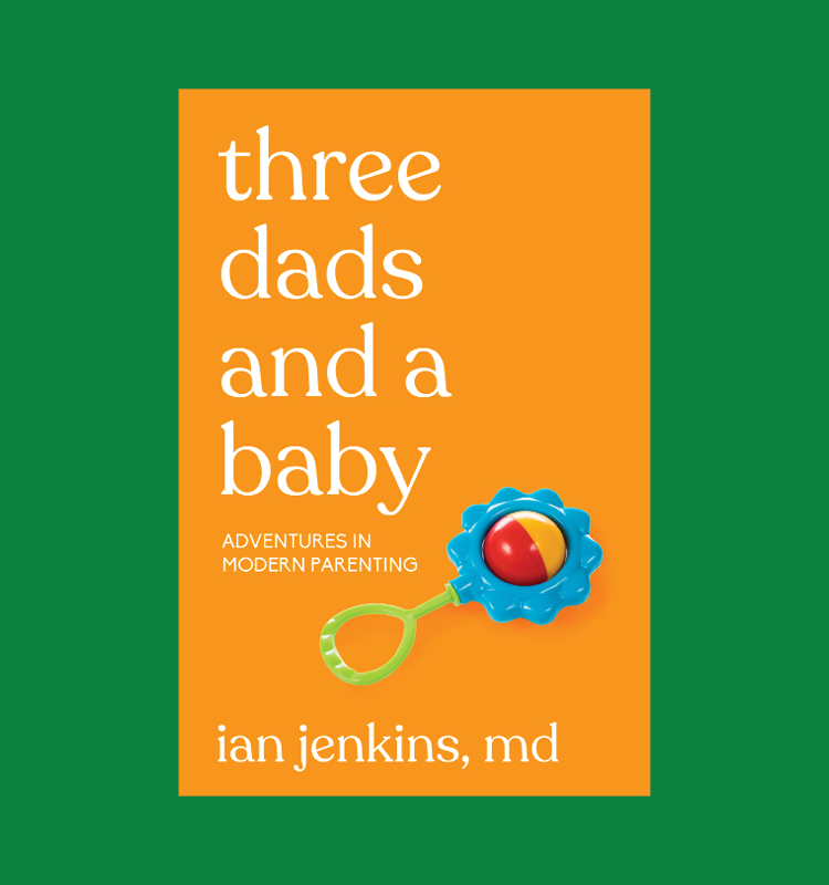 Dr. Ian Jenkins Discusses New Book On Raising Children as a Throuple