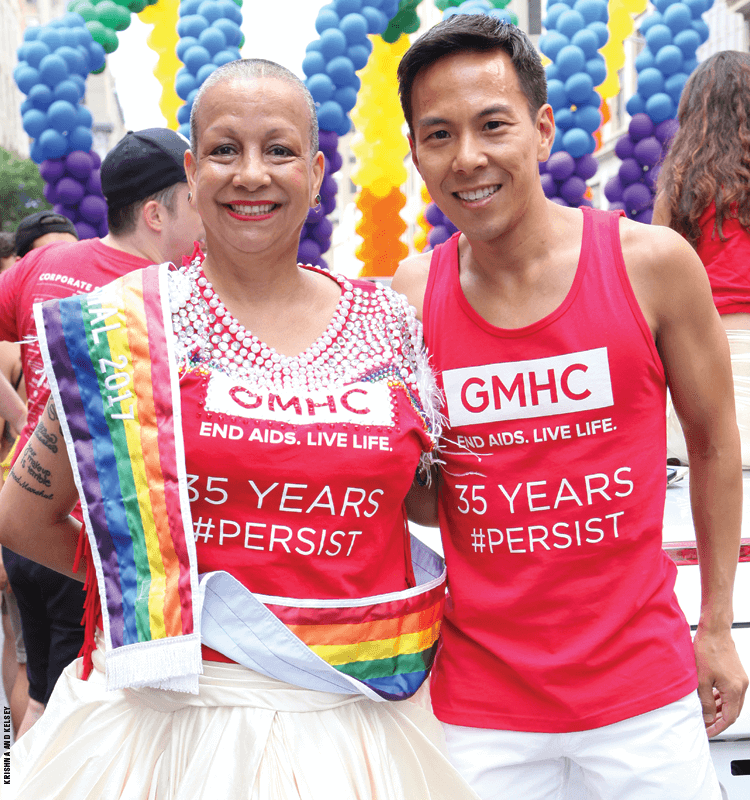 Gay Men's Health Crisis and 40 Years of Battling HIV