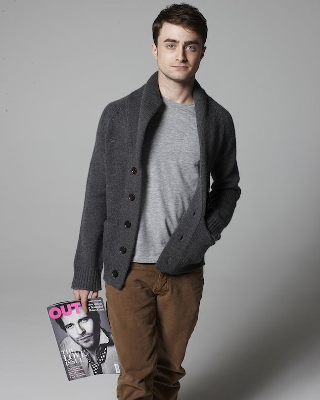 DanielRadcliffe OUT