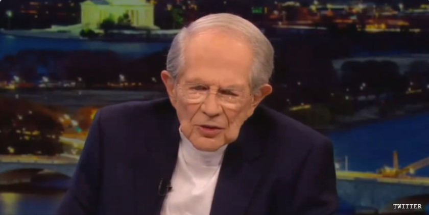 Pat Robertson claims Black Lives Matter BLM is an anti-family, anti-capitalist Marxist organization run by a lesbian and not right for America.