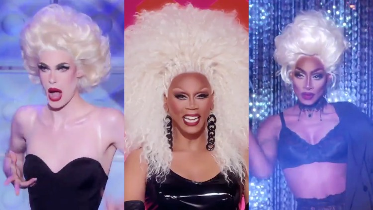 Triptych from Madonna Rusical
