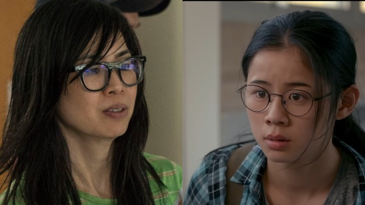 Alice Wu and star of Half of It