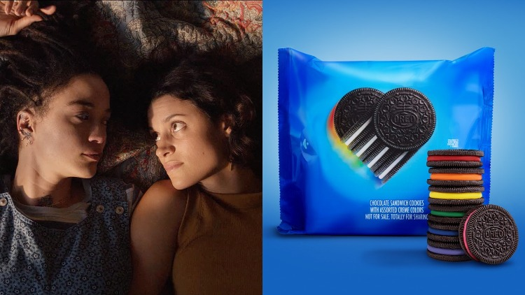 Oreo releases short film and rainbow cookies