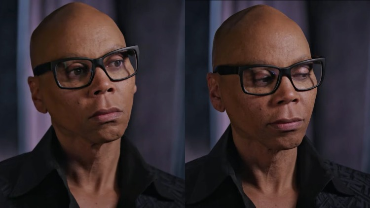 RuPaul on 'Finding Your Roots'