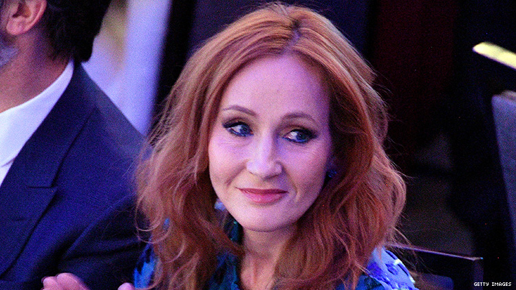 'Harry Potter' Author J.K. Rowling Comes Out As a TERF