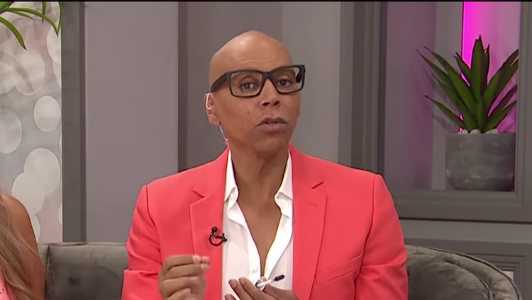 RuPaul Releases Merch, Gets Hall of Fame Honor, Pushes Makeup