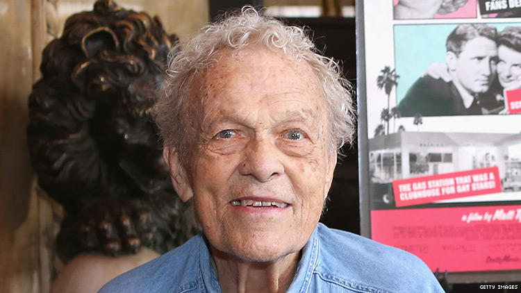 Scotty Bowers, Madam to Closeted Gay Hollywood Stars, Dies at 96