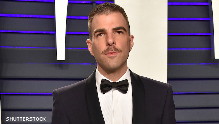 Zachary Quinto reveals he came out because he wanted to help bullied queer teens
