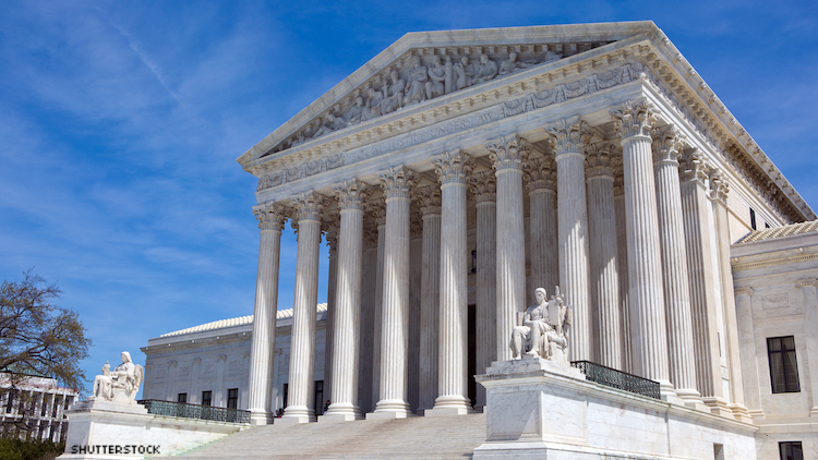 Supreme Court of the United States building.