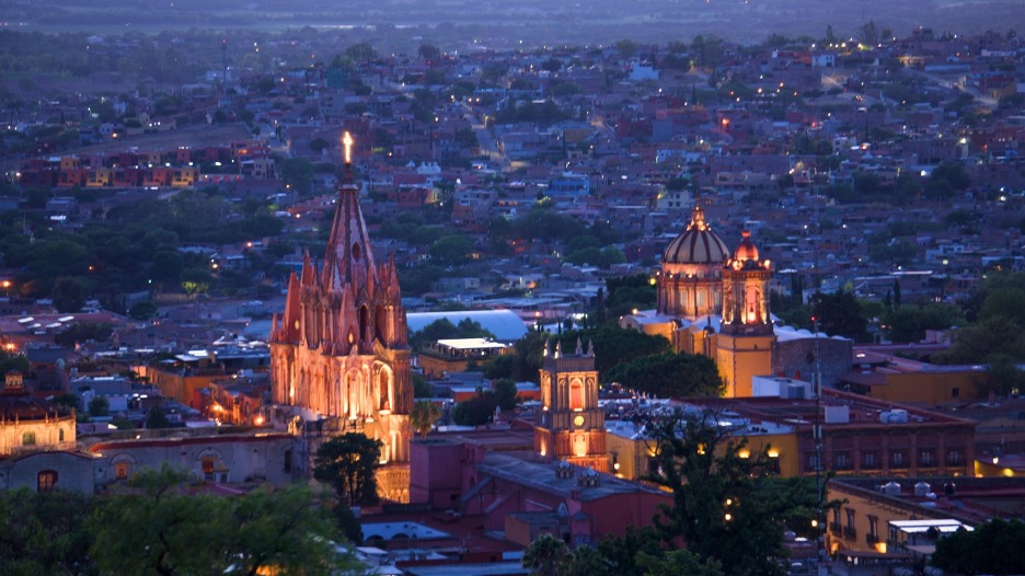 San Miguel Night View