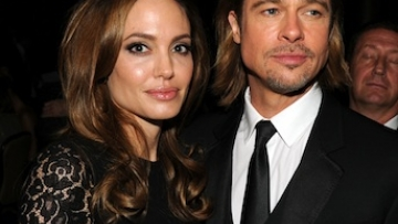 Pitt and Jolie Take Back Gay Marriage Promise