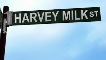 San Diego Becomes First City with Harvey Milk Street