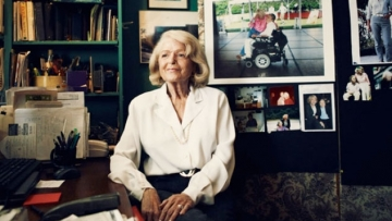 Edie Windsor Vs. DOMA Going to Supreme Court
