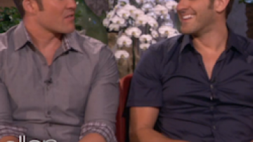 WATCH: Home Depot Gay Proposal Guys on Ellen