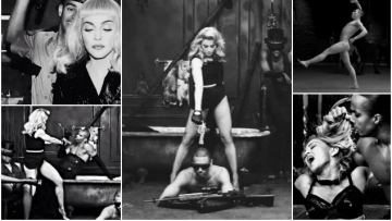 Not So Secret: Madonna's Pretentious Film Project Attracted Sean Penn