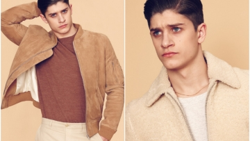 Daily Crush: A.P.C. x Louis W. 'The Coming Out' Collection