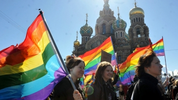 Michael Lucas's Documentary on Russia LGBTs