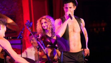 WATCH: Roe Hartrampf Performs Magic Mike Medley