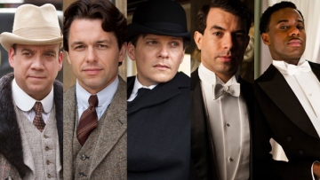5 New Downton Abbey Men You Need to Know