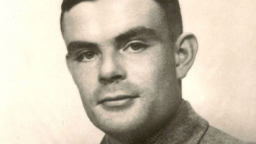 Turing's Notebook Sells for Over $1 Million at Auction