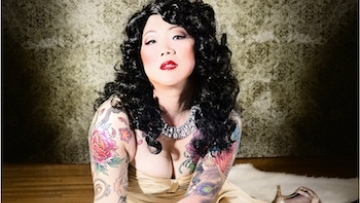 Margaret Cho Gives Advice on Bisexual Chic