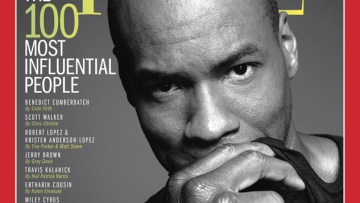 Jason Collins Covers Time