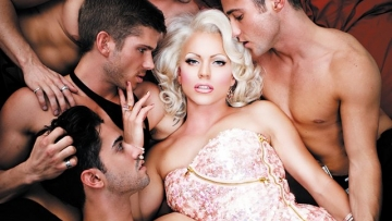 Drag Race's Courtney Act: Chaz Bono and I Have Become Very Close