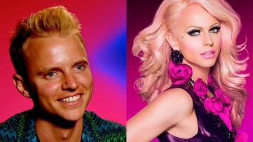 Courtney Act Says It's Time To Throw Out Labels