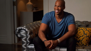 One Year Later: Jason Collins Is Living—and Leading—an Authentic Life
