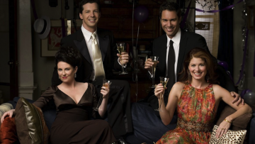Will & Grace Artifacts Donated to Smithsonian