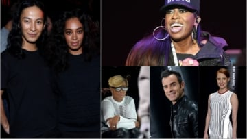 Alexander Wang Launches H&M Collab With a Bang (And Missy Elliott!)
