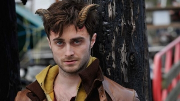 Daniel Radcliffe Excited to Leave Potter Behind