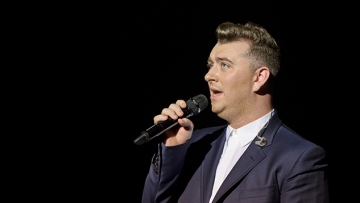 WATCH: Sam Smith and Mary Lambert Live at VH1 Concert