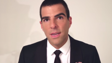 Zachary Quinto, Andrew Rannells, Elvis Duran, Tyler Oakley Speak Out @greaterthanaids