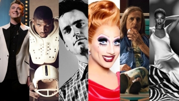 The Year in Gay: A Look Back at 2014's Gayest Show Biz Moments