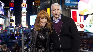Anderson Cooper & Kathy Griffin Explain Their Funny Bond