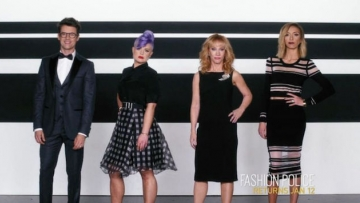 Kathy Griffin Leaves Fashion Police, Calls Show '[Intolerant] Toward Difference'