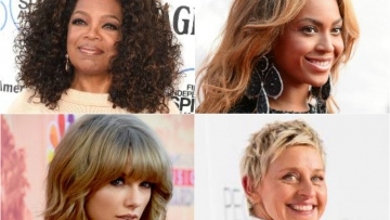 Forbes Most Powerful women list